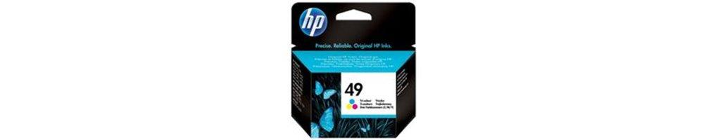 Cartouches pour imprimante HP 49 Pas Chères – Dès demain chez vous.