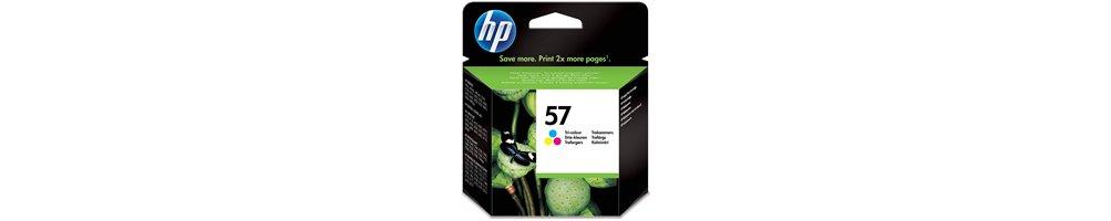 Cartouches pour imprimante HP 57 Pas Chères – Dès demain chez vous.