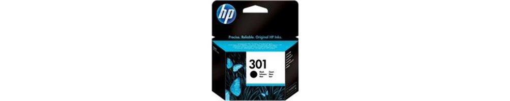 Cartouches pour imprimante HP 301 Pas Chères – Dès demain chez vous.