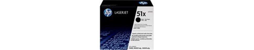 Cartouches pour imprimante HP 51X Pas Chères – Dès demain chez vous.
