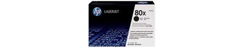 Cartouches pour imprimante HP 80A / 80X Pas Chères – Dès demain chez vous.