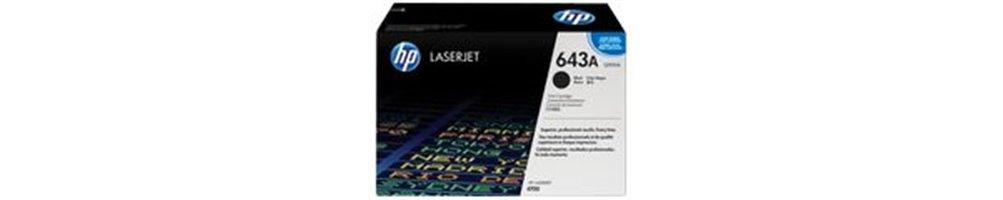 Cartouches pour imprimante HP 643A Pas Chères – Dès demain chez vous.
