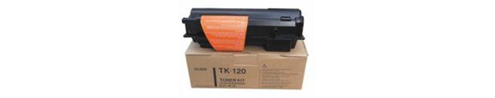 Cartouches pour imprimante Kyocera TK120 Pas Chères – Dès demain chez vous.