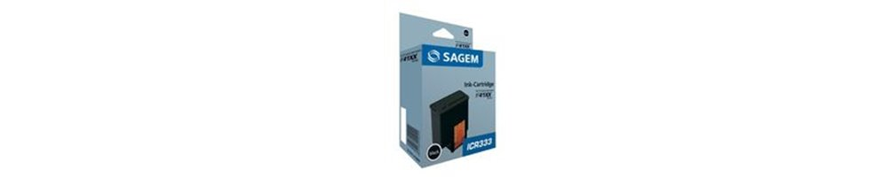 Cartouches pour imprimante Sagem ICR333 Pas Chères – Dès demain chez vous.