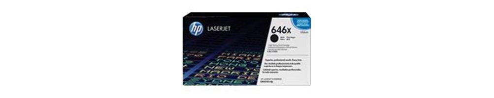 Cartouches pour imprimante HP 646X Pas Chères – Dès demain chez vous.