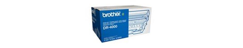 Cartouches pour imprimante Brother DR-4000 Pas Chères – Dès demain chez vous.