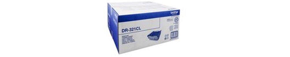 Cartouches pour imprimante Brother DR-321CL Pas Chères – Dès demain chez vous.