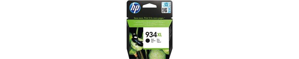 Cartouches pour imprimante HP 934 Pas Chères – Dès demain chez vous.