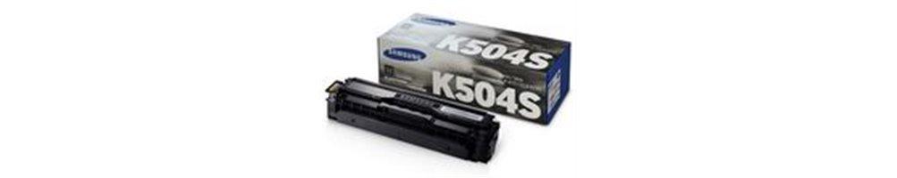 Cartouches pour imprimante Samsung CLT-504S Pas Chères – Dès demain chez vous.