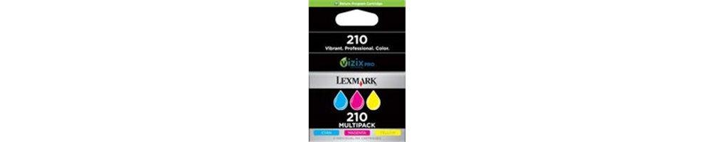 Cartouches pour imprimante Lexmark N°210 Pas Chères – Dès demain chez vous.