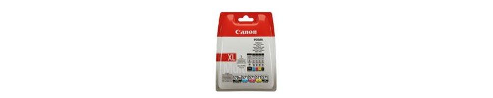 Cartouches pour imprimante Canon PGI-570 / CLI-571 Pas Chères – Dès demain chez vous.
