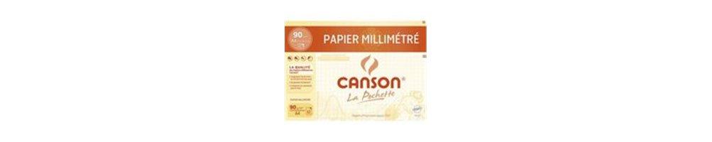 Un grand choix de Papier millimétré & calque aux meilleurs prix, dès demain vous!