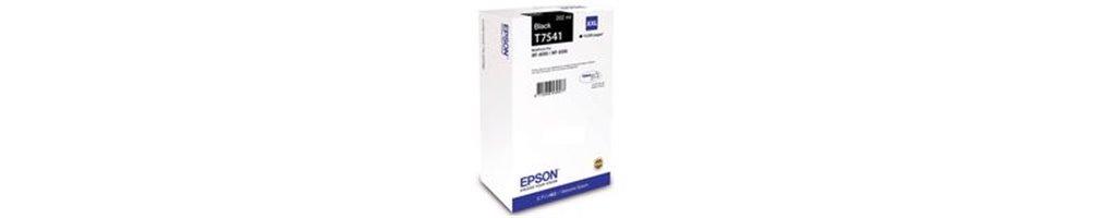 Cartouche Epson T7541, Epson T7542, Epson T7542 et Epson T7544 pas cher