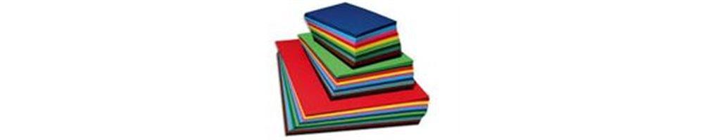 Papier dessin couleur